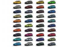 Volkswagen Spektrum Program